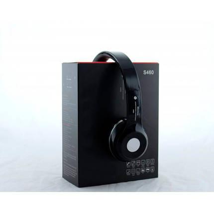 Навушники бездротові з мікрофоном S460 BT, фото 2