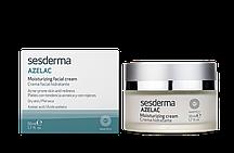Azelac Moisturizing Facial Cream - Увлажняющий крем для лица, 50 мл