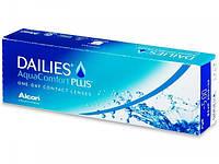 Однодневные контактные линзы Focus DAILIES Aqua Comfort Plus