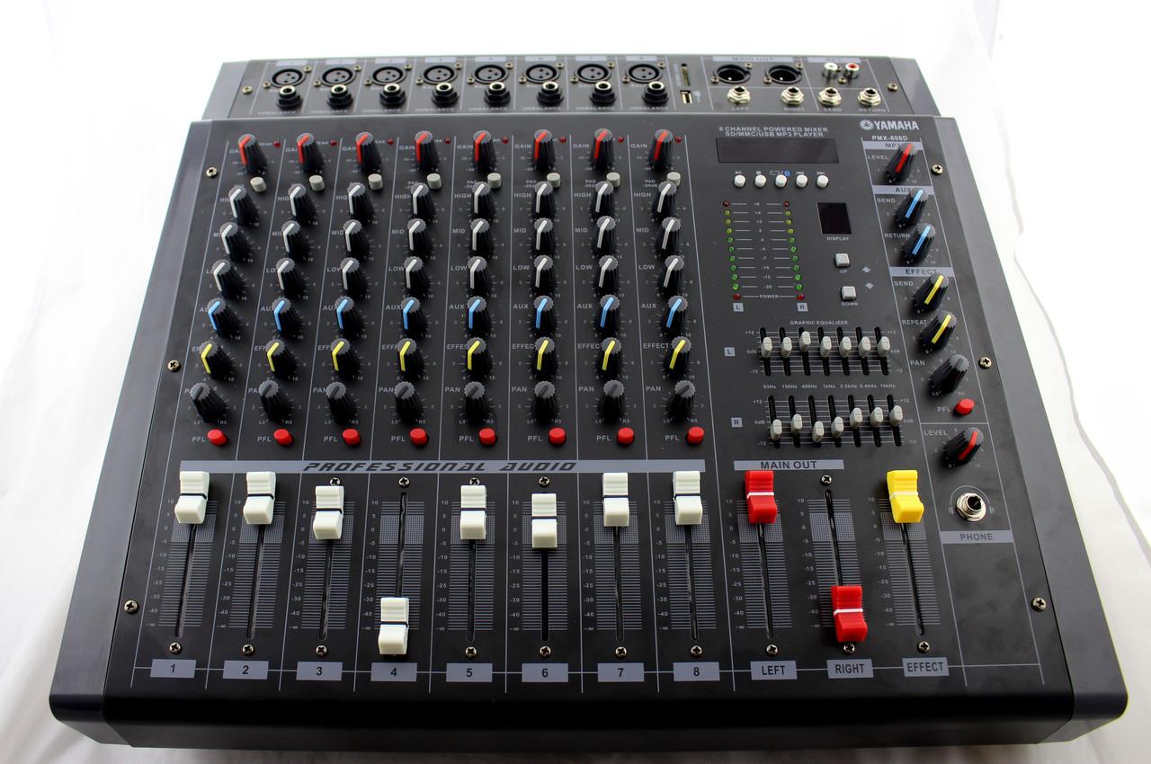 Аудио микшер Mixer BT 808D