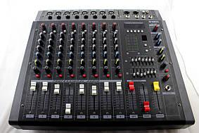 Аудіо мікшер Mixer BT 808D
