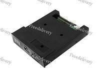 Эмулятор флоппи дисковода USB, floppy FDD на USB, для 3.5 дюймовых дискет, 100 образов