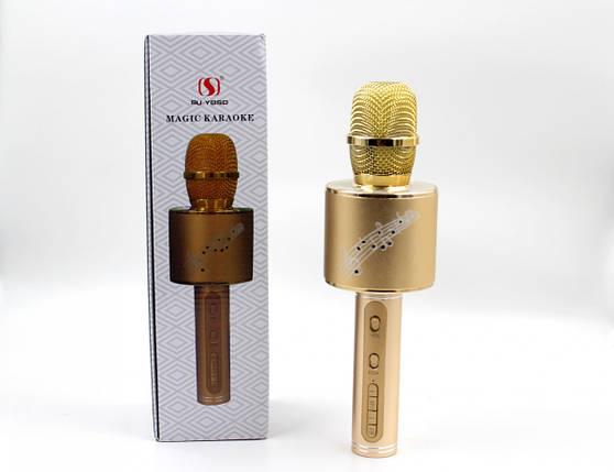 Микрофон DM Karaoke YS 66 + BT, фото 2