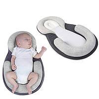 Детская Подушка для Новорожденных Baby Sleep Positioner Позиционер для Сна