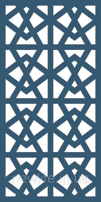 Декоративные панели из металла