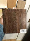 Стеновая Панель МДФ Коллекция Стандарт 148мм*5,5мм*2600мм цвет орех коньячный, фото 3