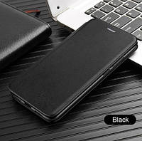 Чехол книжка для Xiaomi Redmi Note 7 Magic Case черная (редми нот 7)