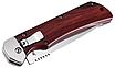 """Выкидной нож автоматический """"Luxe"""" для ежедневного ношения (EDC)   в городе и на природе, фото 3"""