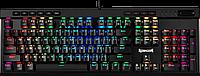 Клавиатура проводная Redragon Vata Pro RGB USB Black 78334, КОД: 1639878