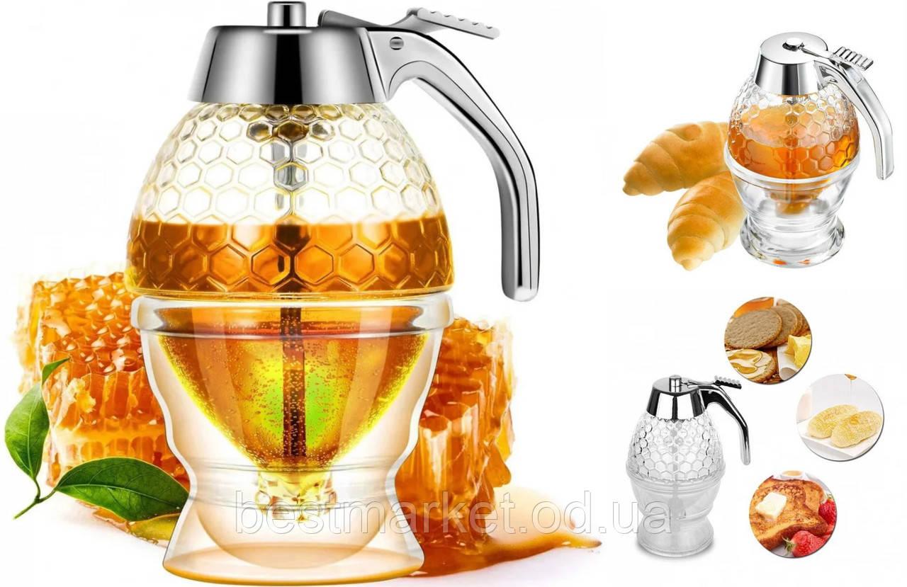 Диспенсер для Меду і Соусів Honey Dispenser