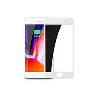 Защитное стекло JOYROOM JM343 Knight series Full screen 3D curved glass для iPhone 6 Plus Белое 3, КОД: 988586