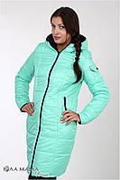 Длинное двухстороннее пальто для беременных Kristin