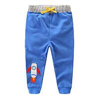 Штаны для мальчика Ракета Jumping Meters (2 года)