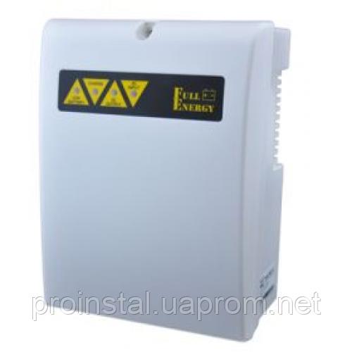Импульсный источник бесперебойного питания BBGP-123 (пластиковый корпус, под аккумулятр 7Ah)