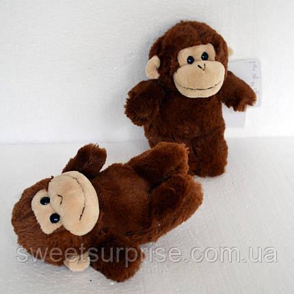 Мягкая игрушка обезьянка, фото 2