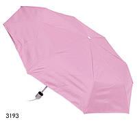 Зонт женский механический розовый, фото 1
