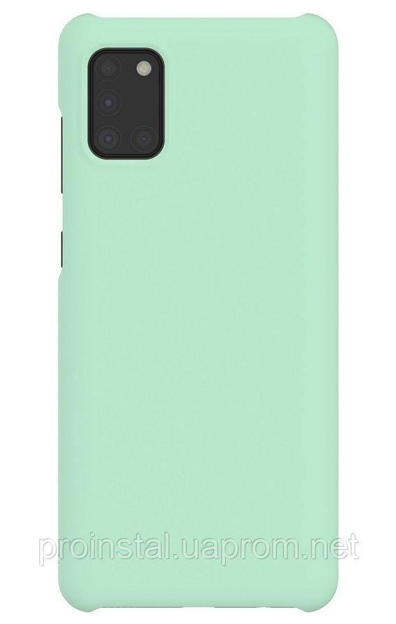 Чехол Samsung WITS Premium Hard Case для смартфона Galaxy A31 (A315) Mint