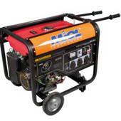 Бензогенератор 4-тактный 3,2/3,8кВт, 220В, потреб. 0,55л/кВтч, бак 25л 83-300