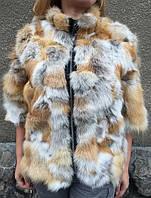 Женский жилет из меха лисицы. , фото 1