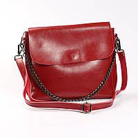 Жіноча сумка через плече з натуральної шкіри Сінді 3