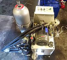 Диагностика, зарядка гидроаккумулятора Ремонт Маслостанции (Гидростанции)
