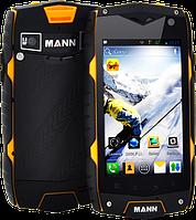 Mann A18 ZUG3, IP68, 5 Mpx, 2930 мАч, ОЗУ 1 GB, память 4 GB, GPS, 3G, 2 ядра, Android 4.3