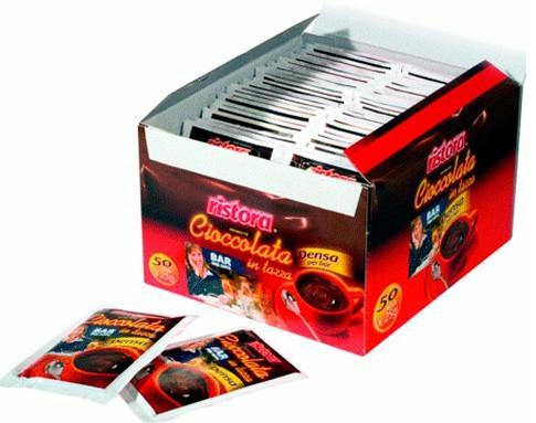 Шоколад порционный
