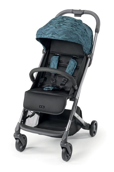 Прогулянкова коляска Espiro Art 05 Turquoise