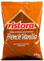 Капучино Ristora French Vanilla, 0,5 кг