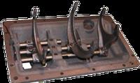 Рычаги, вилки, механизмы переключения КПП