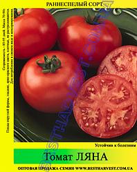 Насіння томату «Ляна» 100 г