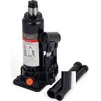 Домкрат гидравлический бутылочный eXpert 10т (E-80-050)