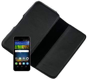 Чехол на пояс Valenta для Huawei P8 Черный