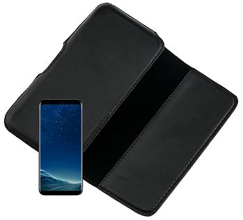 Чехол на пояс Valenta для Samsung Galaxy S8 Черный