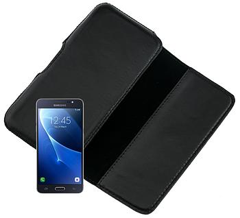 Чехол на пояс Valenta для Samsung Galaxy J5 Черный