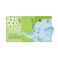 Набор для очищения пор 3 в 1 Nature Republic Blackhead Clear 3-Step Nose Pack