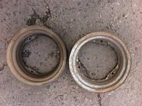 Диск колесный в плохом состоянии Таврия Славута ЗАЗ 1102 1103