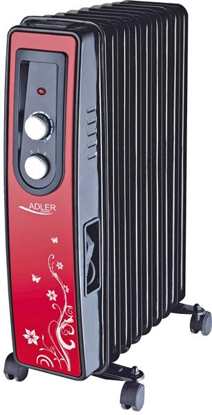 Масляный радиатор Adler AD 7801 (7секций)