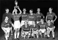 Любопытный факт о сборной СССР