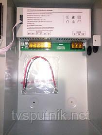 Импульсный блок бесперебойного питания UPS-1012 (12В 10А)