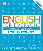 English for Everyone Level 4 Pactice Book / Практическая тетрадь