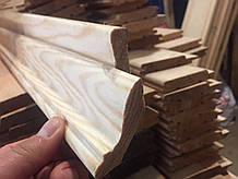 Плинтус деревянный сосна Киев Оболонь