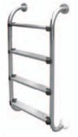 Лестница EMAUX, модель BHК, нижняя часть 4 ступени, фото 1