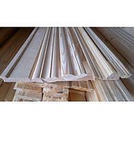Наличник, плинтус деревянный сосна, дуб Киев, Героев Днепра