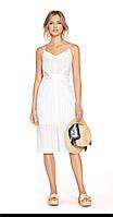 Платье PiRS-750 белорусский трикотаж, белый, 40