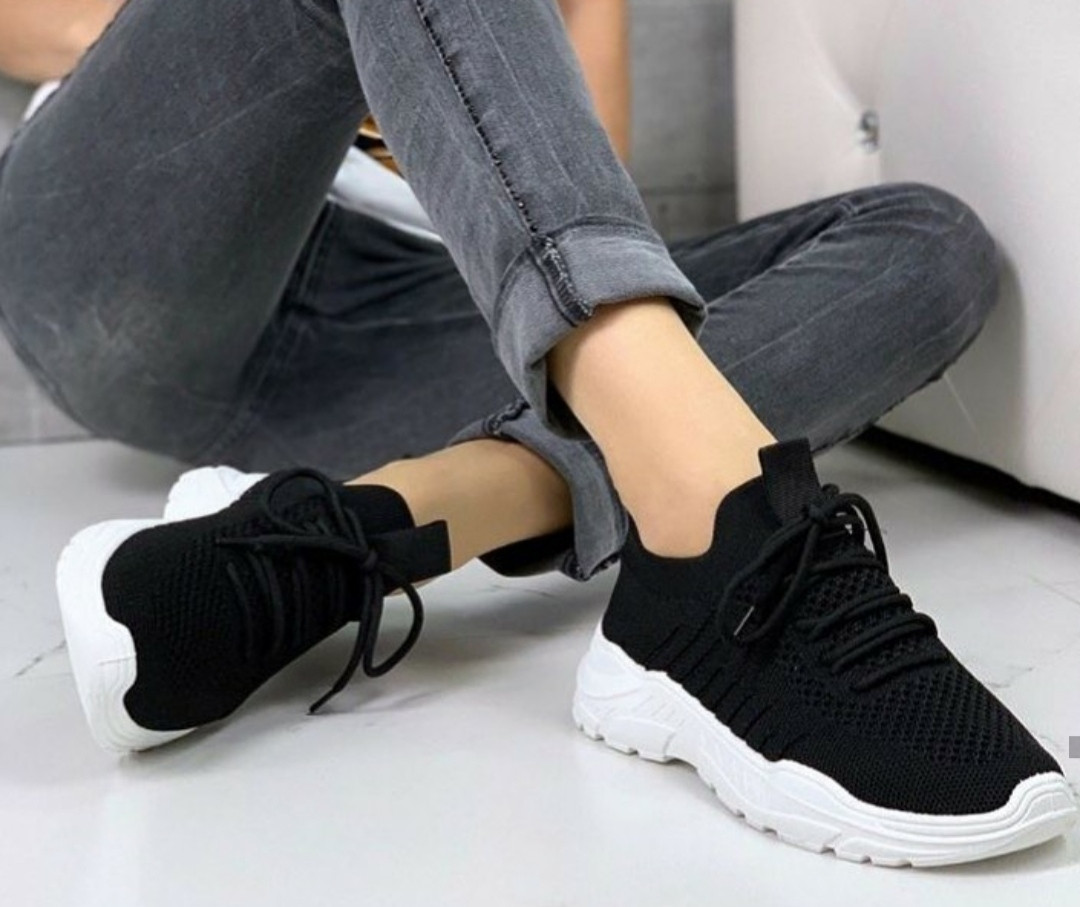 Женские текстильные кроссовки, хит сезона, ОВ 1289