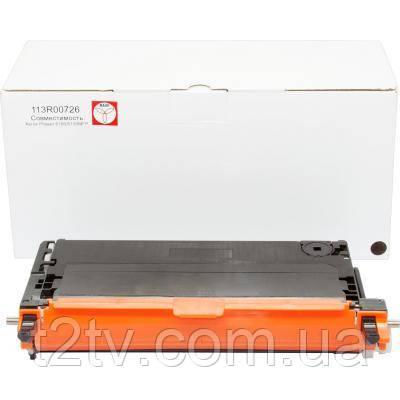 Тонер-картридж BASF Xerox Ph 6180 Black 113R00726 (KT-113R00726)