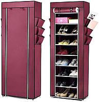 Складной шкаф(органайзер) для обуви на 30 пар Shoe Cabinet Shoe