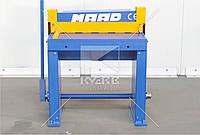 Мини гильотина по металлу (для резки листового металла) Maad NGR 700/1,5