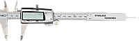 Штангенциркуль NEO цифровой, 150 мм, нержавеющая сталь (75-011)